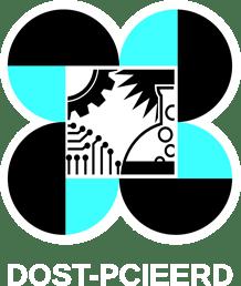 Dost white logo