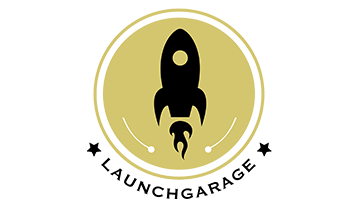 Launch garage logo