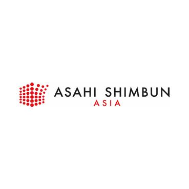 Asahi shimbun logo