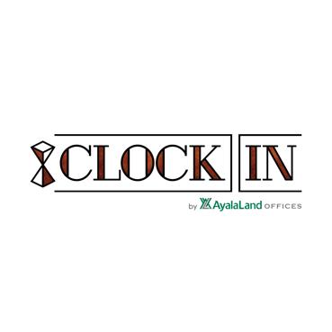 Logo clockin