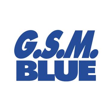 Logo gsmblue