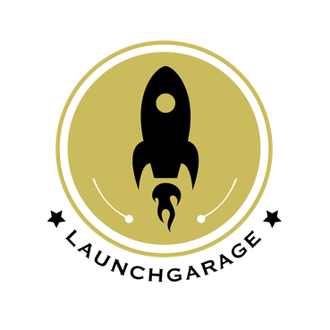 Logo launchgarage